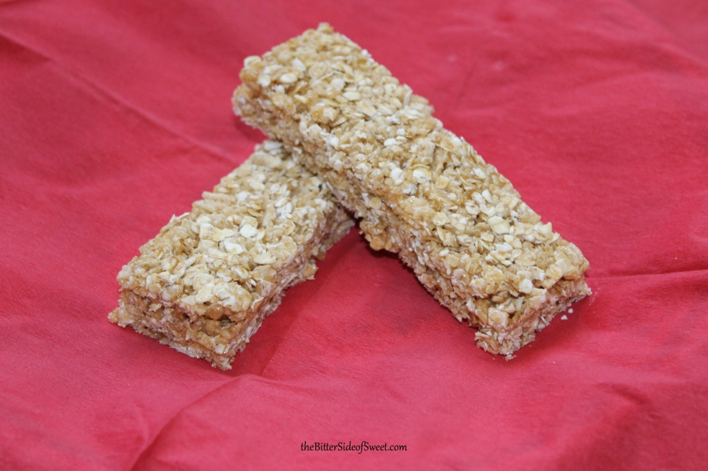 Honey Granola Bars