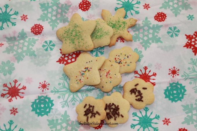 Grandma's Cream Cookies