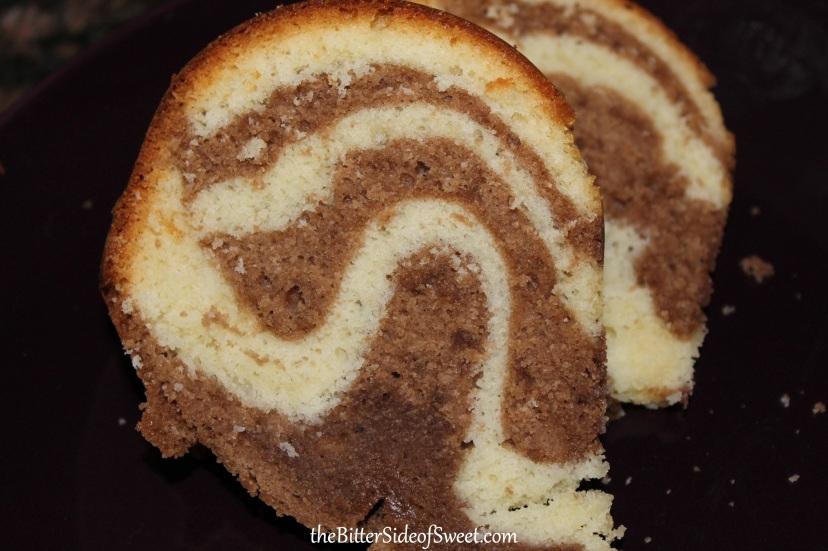 Sour cream pound cake1