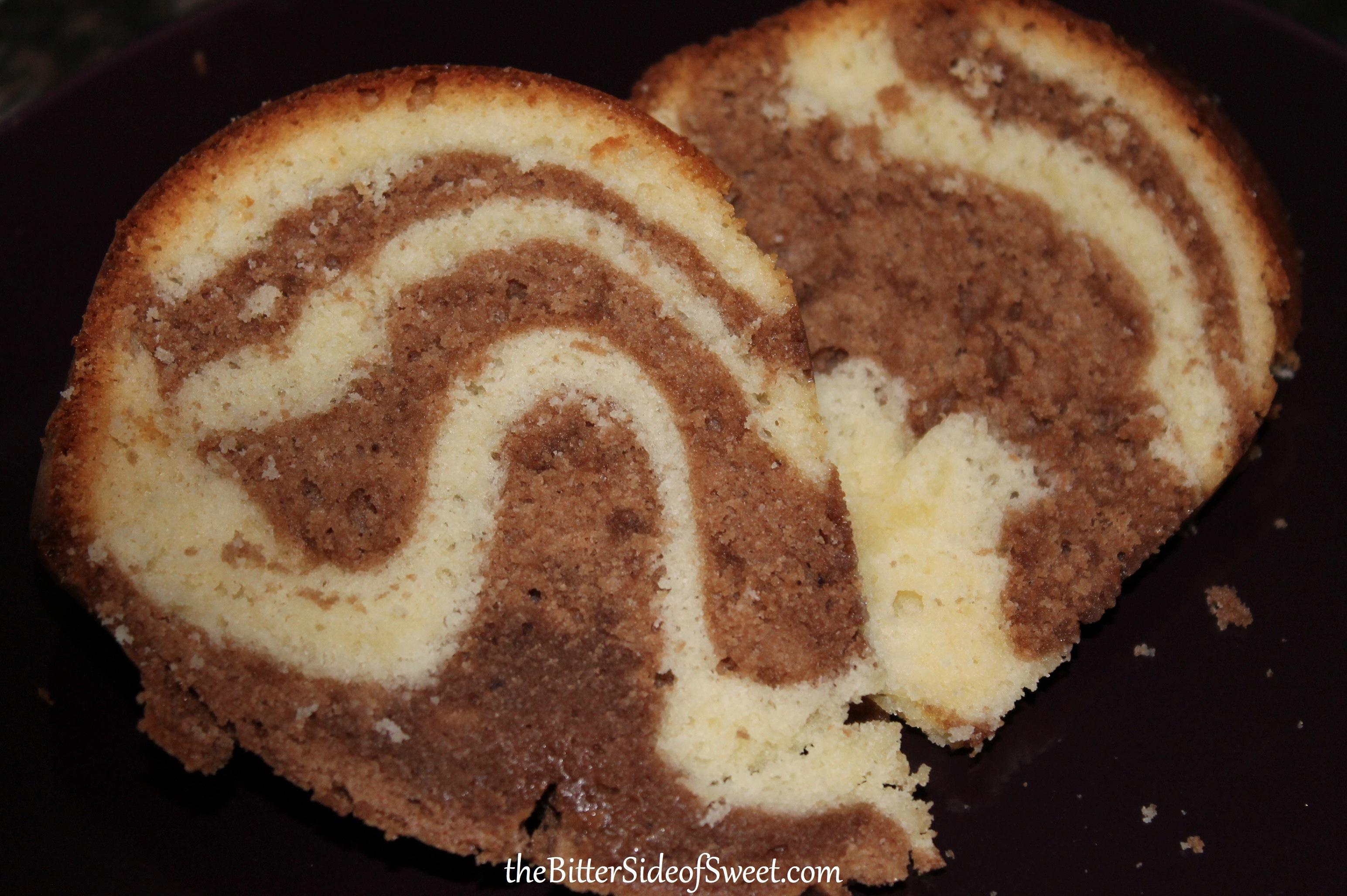 sour cream pound cake5